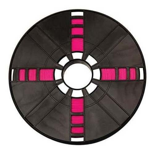 Filamento Makerbot Neon Pink Pla Large Spool/ 1.75mm / 1.8m