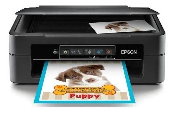 Impressora Epson Xp-241 - Perfeito Estado De Conservação