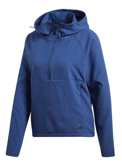 Campera adidas Training Designed 2 Move Climalite Mujer