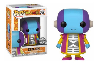 Funko Pop 362 Zen-oh Dragonball Z Animation Colección