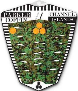 Pad Channel Islands Traction Parker Coffin