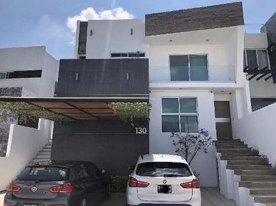 Casa En Venta En Juriquilla Querétaro, Cumbres Del Lago, Excelentes Acabados