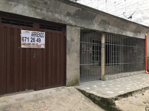 Vendo O Arriendo Casa En Quibdo