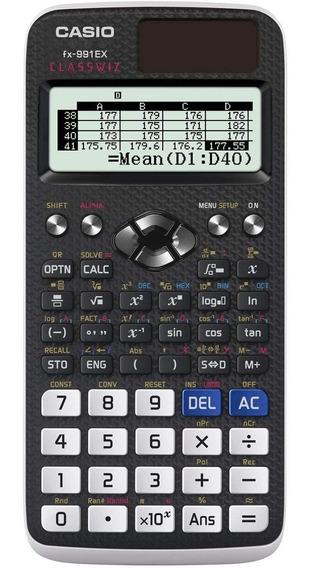 Calculadora Científica 553 Funções Casio - Fx-991lax