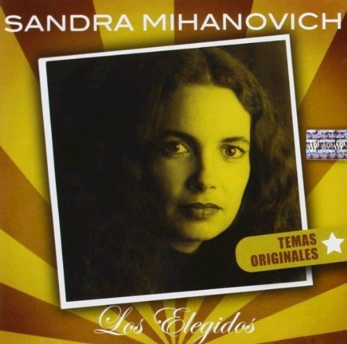 Los Elegidos - Mihanovich Sandra (cd)