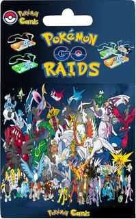 Raids Pokemon Go