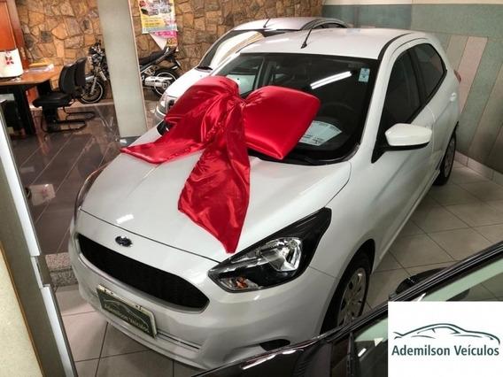 Ford Ka 1.0 Se 12v Flex 4p Manual 2017/2017