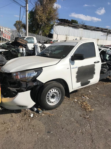 Toyota Hulix 2019