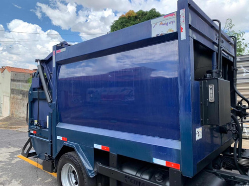 Imagem 1 de 7 de Conpactador De Lixo De Caminhão 3/4 Semi Novo 2016  Barato