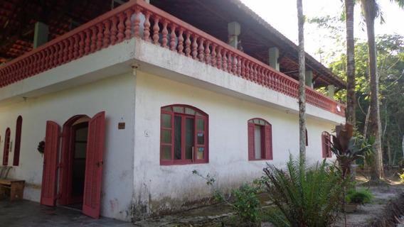 Excelente Chácara Com Casa De Caseiro - Itanhaém 2638 P.c.x