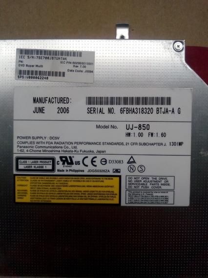 Gravador Dvd Notebook Uj850