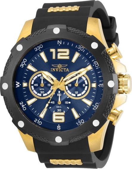 Relógio Invicta I-force 30770 Calendário Cronógrafo