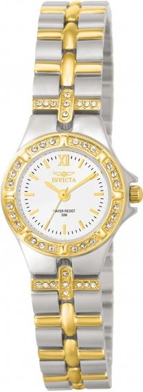 Relógio Original Invicta Feminino Wildflower Modelo 0133