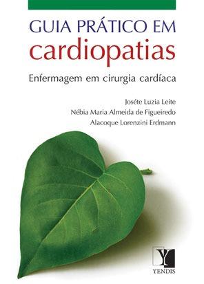 Livro - Guia Prático Em Cardiopatias