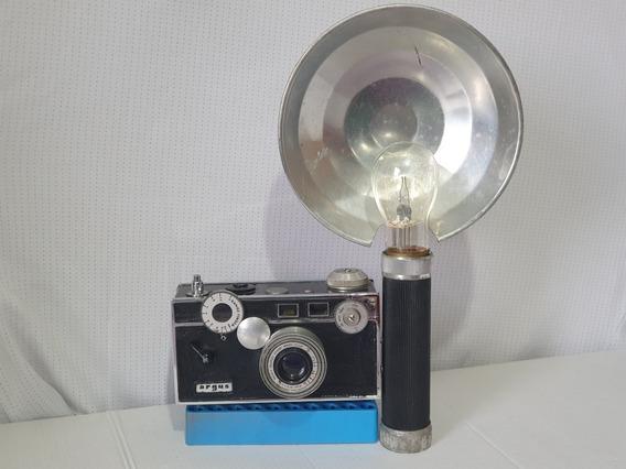 Máquina Fotográfica Argus C3