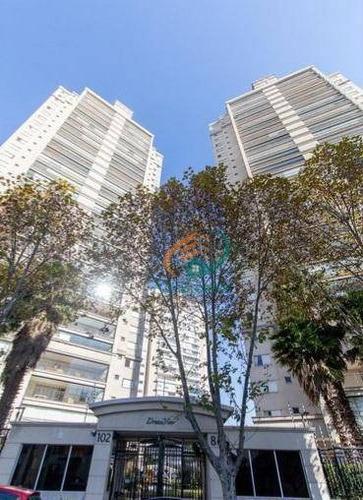 Imagem 1 de 20 de Apartamento Com 3 Dormitórios À Venda, 164 M² Por R$ 1.440.000,00 - Tatuapé - São Paulo/sp - Ap2272