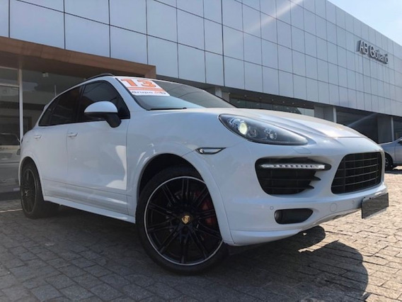 Vendo Porsche Cayenne Gts Branca 13/13 Km 15 Mil