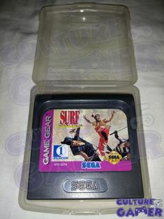 Surf Ninjas Con Protector Para Game Gear En Culture Gamer