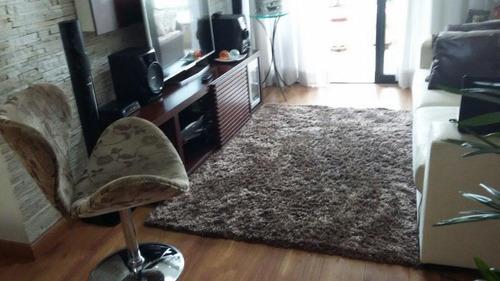 Imagem 1 de 15 de Apartamento Com 3 Dormitórios À Venda, 96 M² Por R$ 780.000,00 - Mooca - São Paulo/sp - Ap2677