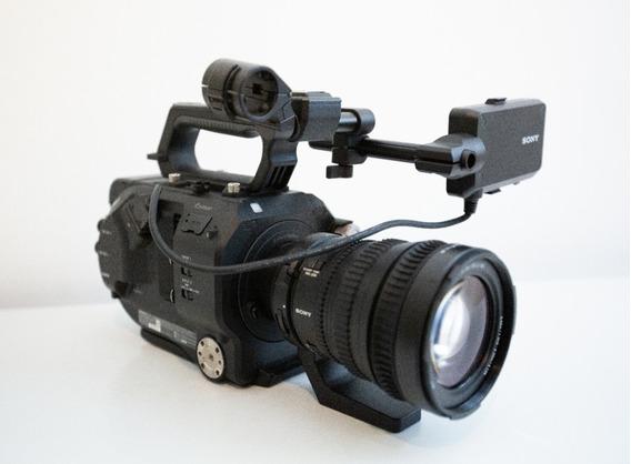 Kit Completo Câmera Digital Cinema - Sony Pxw Fs7