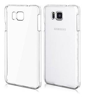 Kwmobile Crystal Case Para Samsung Galaxy Alpha Con Marco De