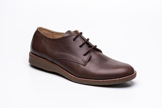 Zapato Cuero Hombre Vestir Cómodos- Renno Calzados- Gambito