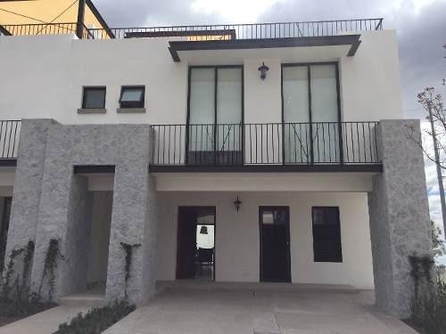 Nueva Casa En Renta En Torre De Piedra Juriquilla
