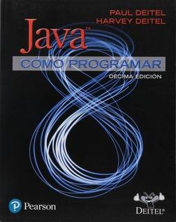 Cómo Programar En Java - 10/ed - Deitel