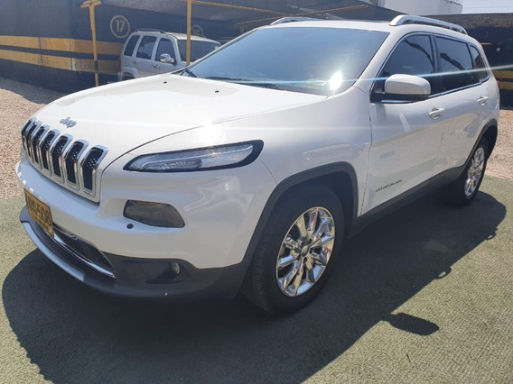Jeep Cherokee Limited 4x4 At 2015