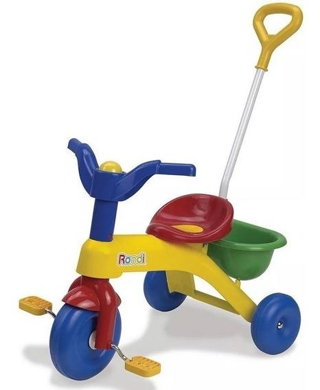 Triciclo Infantil Bebes Rondi Mi Primer Triciclo En Caja