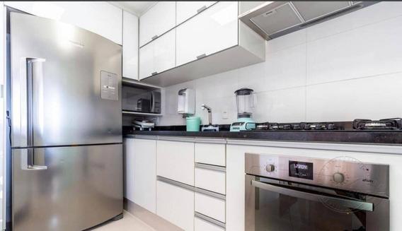 Apartamento Com 3 Dormitórios À Venda, 96 M² Por R$ 901.000 - Alphaville Empresarial - Barueri/sp - Ap0546