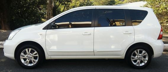 Nissan Livina S 1.8 Flex 2013 Automática/45.000km/s/ Detalhe
