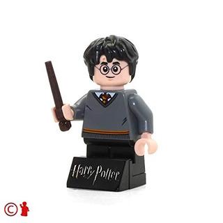 Lego 2018 Minifigure Harry Potter Harry Potter Con Varita Y