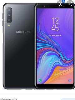 Samsung A7 64gb Color Negro