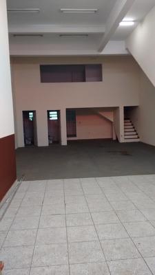Salão Comercial E Casa Em Barueri Ao Lado Est. Romeiros - 2469