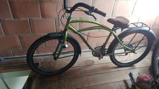 Bicicleta Playera Bernalli Usada