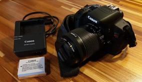 Câmera Canon T5i Com Kit