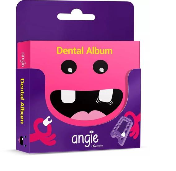 Album Dental Premium Angie Cor Pink