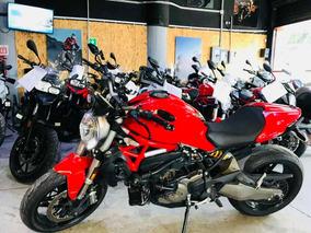 Motofeel Ducati Monster 821 Equipada 2017 (financiamiento)