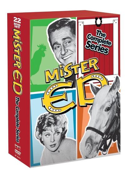 Mr Ed Coleccion Completa Serie Tv Discos Dvd