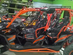 Utv Can Am Maverick Xrs 1000 Turbo 135hp 2016 1100km