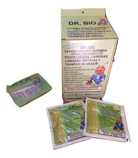 Dr Bio Destapacañerias Pozos Ciegos Cámaras Sépticas X 20 Un
