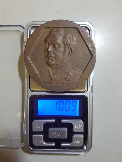 Medalha Do Centenário De Falecimento De Duque De Caxias 1980