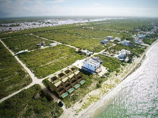 Casa Frente Al Mar -residencias De Lujo En Mérida, Palaya Daytona-san Benito