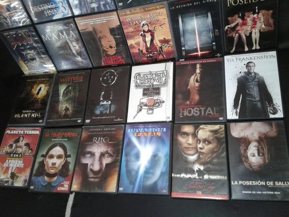 Peliculas De Terror Dvd