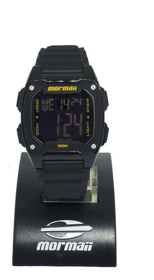 Relogio Mormaii Masculino Digital Alarme Calendário