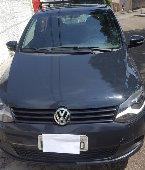 Volkswagen Fox 1.6 Bluemotion Total Flex 5p 2013