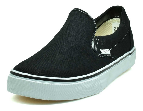 Collec Tenis Slip-on Unisex Tallas 22 Al 30