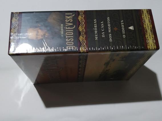 Box Dostoiévski - Memórias Da Casa Dos Mortos - O Idiota