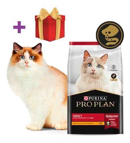 Comida Gatos Pro Plan Adulto 7,5kg Mas Regalo Y Envio